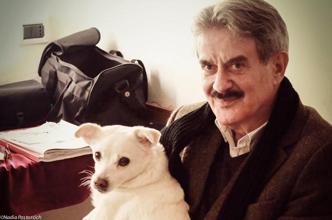 La coscienza di Zeno. Intervista a Giuseppe Pambieri