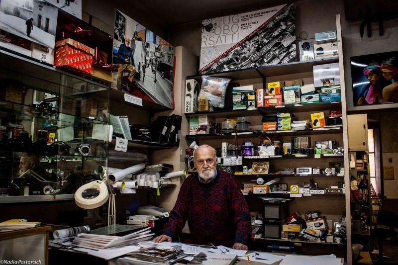 Ugo Borsatti: ricordi di una vita