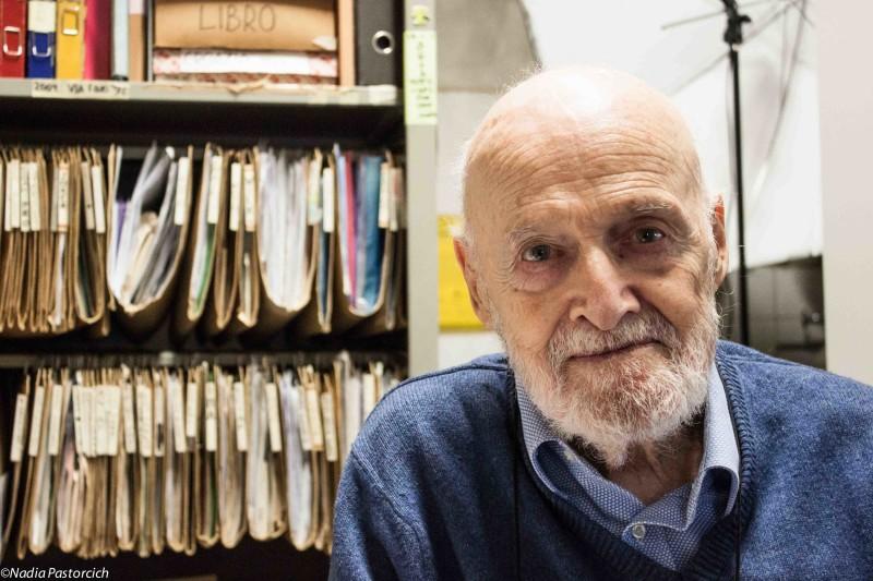 Ugo Borsatti: cinquant'anni di giornalismo