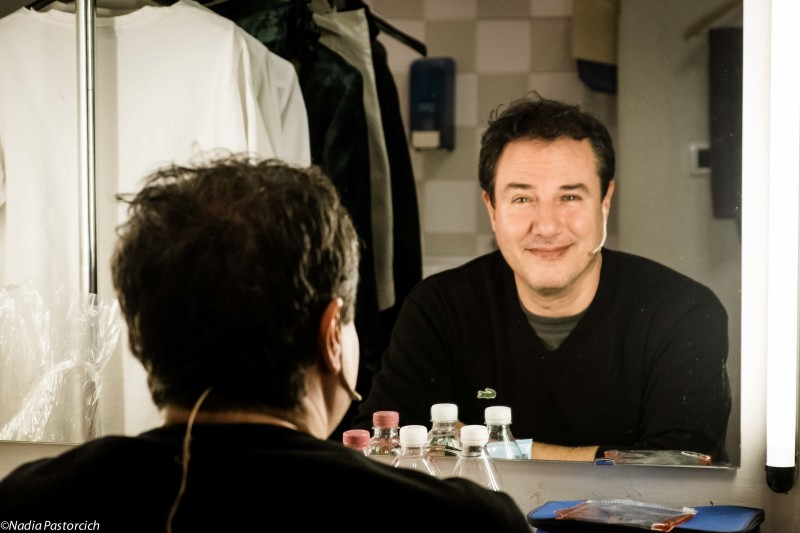 """Giampiero Ingrassia in """"Cabaret"""": non distraetevi dalle cose vere della vita"""