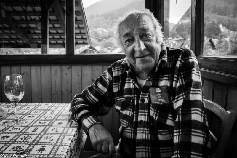 Sergio De Infanti: il mio Paradiso a Ravascletto