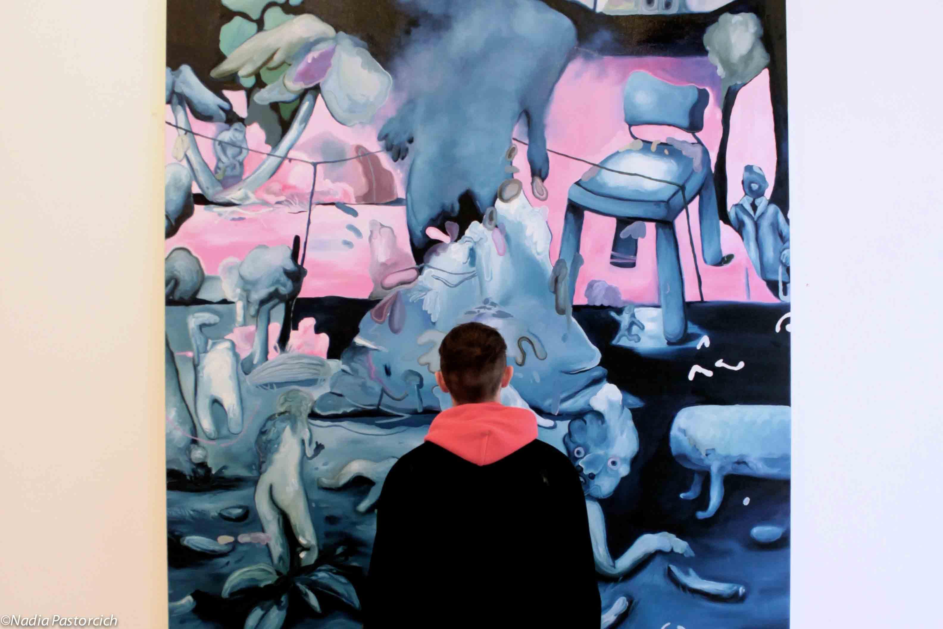 Brainstorming: la mostra di Alan Stefanato
