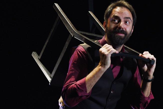 Neri Marcorè: Canto per De André e Pasolini
