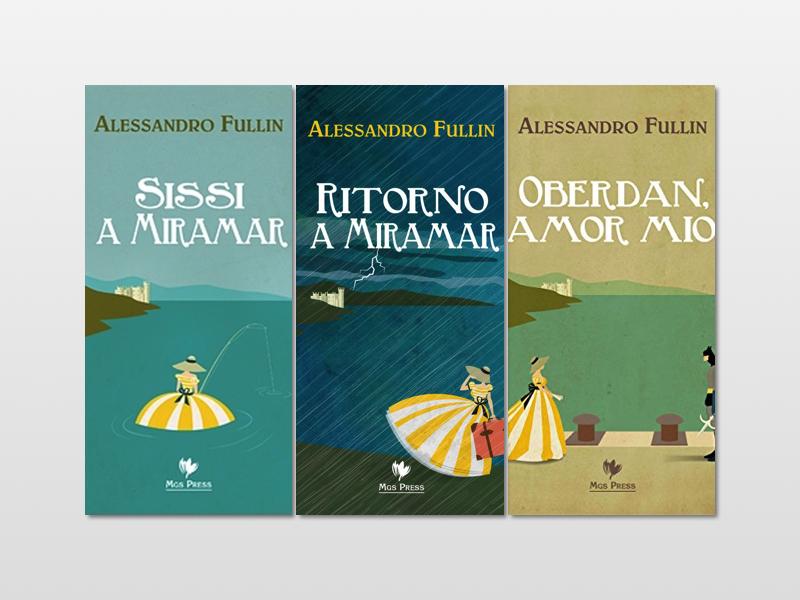 Trilogia Sissi di Alessandro Fullin