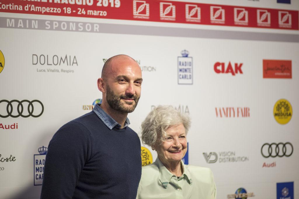 """Pioggia di premi sul corto """"Pepitas"""". Ariella Reggio e Lino Guanciale"""