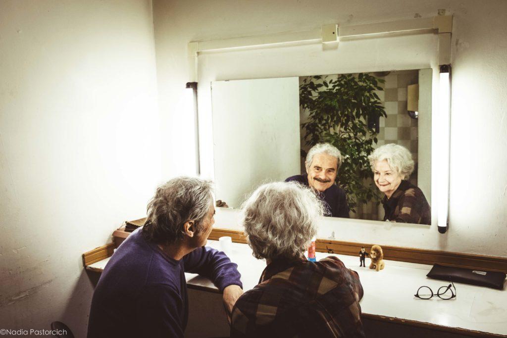 Intervista ad Ariella Reggio e Massimo Dapporto: Un momento difficile