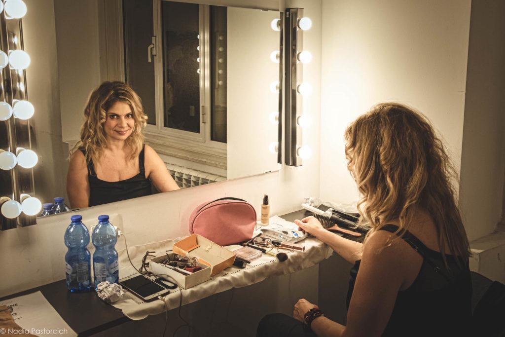 Debora Caprioglio: L'erotismo? Una qualità innata