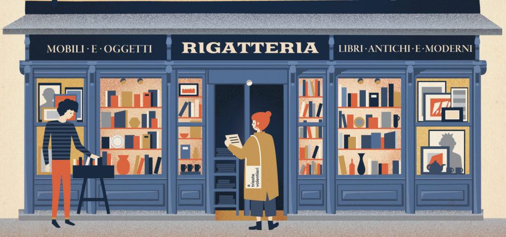 Sara Paschini: Con l'arte grafica digitale vi mostro tutto il fascino della Trieste nascosta