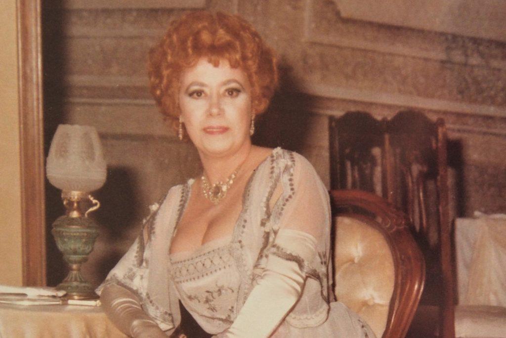Il soprano Fulvia Ciano bloccata a Tenerife
