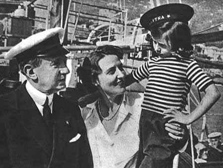 Elettra Marconi novant'anni di storia d'Italia: Non vedo l'ora di tornare alla Barcolana
